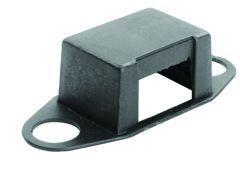 Carlisle Brass Plastic Box Keep to Suit Easi-T Heavy Duty Tubular Latch