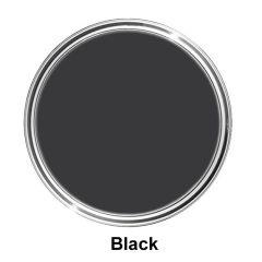 Leyland Trade Vinyl Silk-Black-2.5L