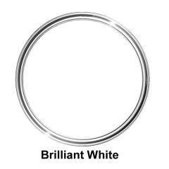 Leyland Trade Contract SilK (10 Litres)-Brilliant White