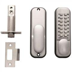 Carlisle Brass Mechanical Digital Door Lock