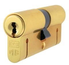 Eurospec MP15 Maximum Security Euro Double Cylinder - 15 Pin