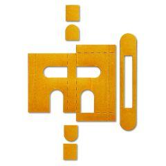 Intumescent Self Adhesive Kit for Eurospec Sash Locks