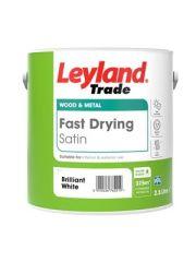 Leyland Trade Fast Drying Satin