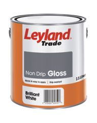 Leyland Trade Non-Drip Gloss