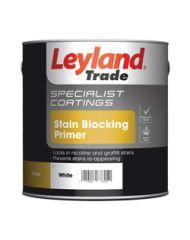 Leyland Trade Stain Blocking Primer 2.5Ltr