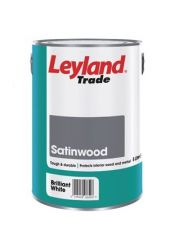 Leyland Trade Satinwood