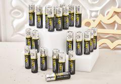 Lighthouse AA LR6 Alkaline Batteries 2400 mAh (Pack 24)