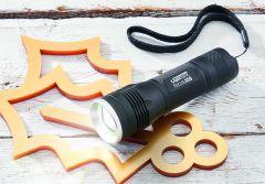 Lighthouse Elite Focus350 LED Torch 350 lumens - 3 x AAA
