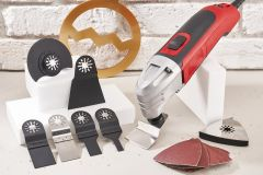 Olympia 300W Multi-Tool and Accessory Bundle
